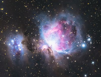 Photo of Orion Nebula