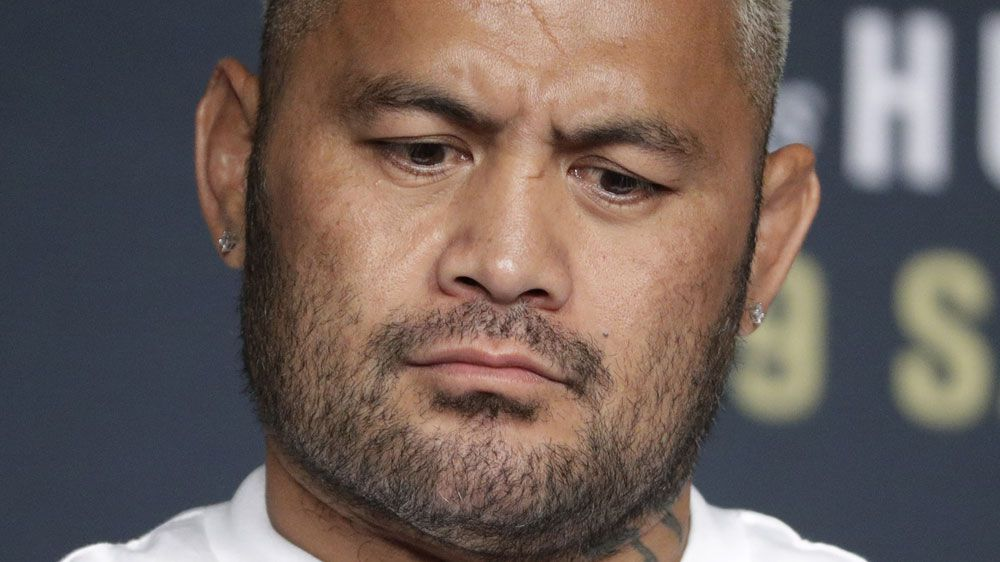 UFC heavyweight Mark Hunt evaluated, deemed fit