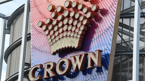 Crown has been accused of tampering with poker machines.