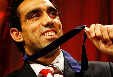 Daily Quiz: How many Brownlow Medals did Adam Goodes win?