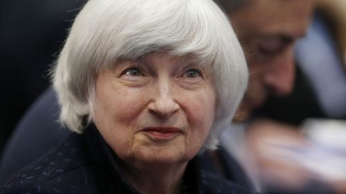 Janet Yellen is the former Chair of the Federal Reserve.