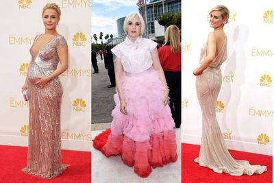 <br/><br/><br/>Check out all the fashion hits and misses of the 66th Annual Primetime Emmy Awards red carpet...<br/><br/>Author: Yasmin Vought