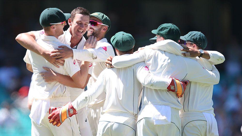 Aussies down Pakistan 3-0, eye India