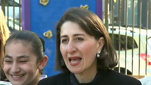 Premier Gladys Berejiklian has taken responsibility for the loss of a seat the Liberal Party held for 60 years.