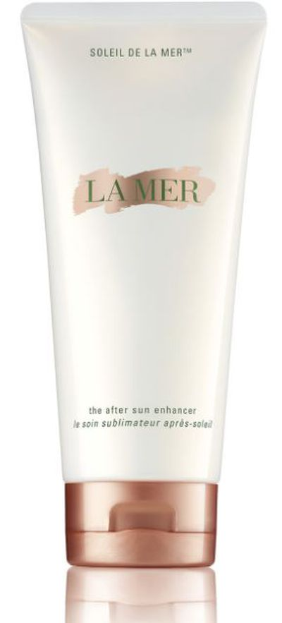 "<a href=""http://shop.davidjones.com.au/djs/en/davidjones/the-after-sun-enhancer"" target=""_blank"">La Mer The After Sun Enhancer, $180</a>"