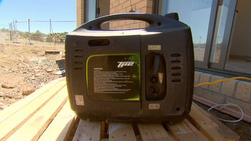Residents are forced to use generators to power their homes, at exorbitant costs.