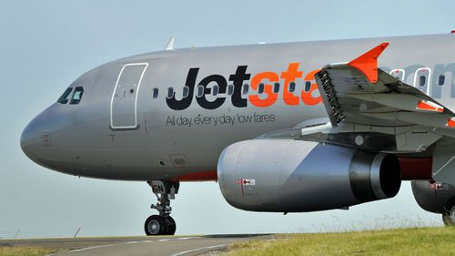 At least five Jetstar flights out of Sydney were cancelled this morning. Picture: Supplied