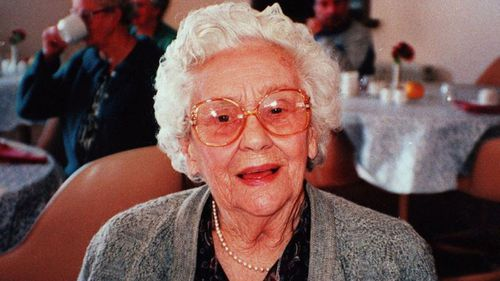 Kathleen Downes, 95, was found dead in the room of her nursing home in 1997.