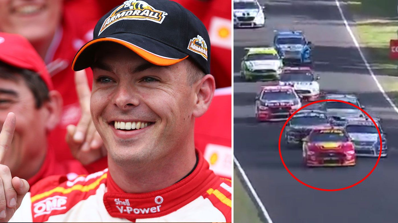 Scott McLaughlin's 2019 Bathurst win has not sat well with rival teams.