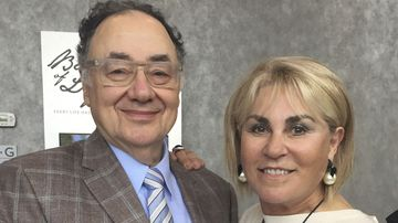 Barry and Honey Sherman. Photo: AAP