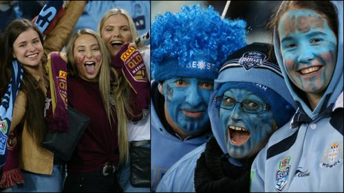 State of Origin fans have something more to cheer after the ABS compared Queensland and New South Wales census data.