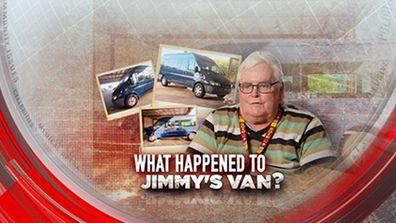 What happened to Jimmy's van