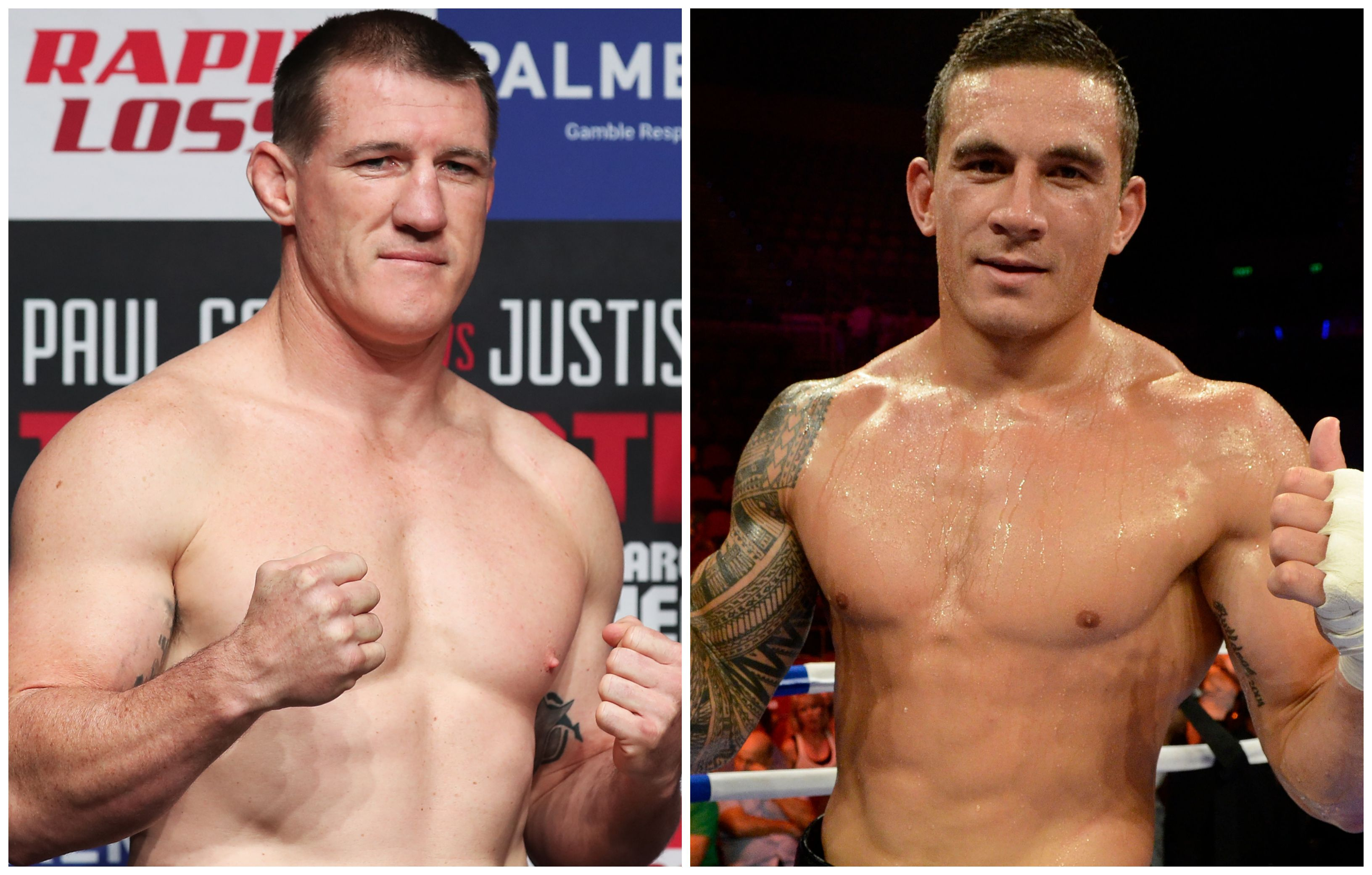 Sonny Bill Williams reveals two-year 'process' that includes a Paul Gallen superfight