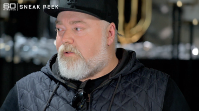 Kyle Sandilands will open up to 60 MInutes about his career and health battles in the interview to air Sunday.
