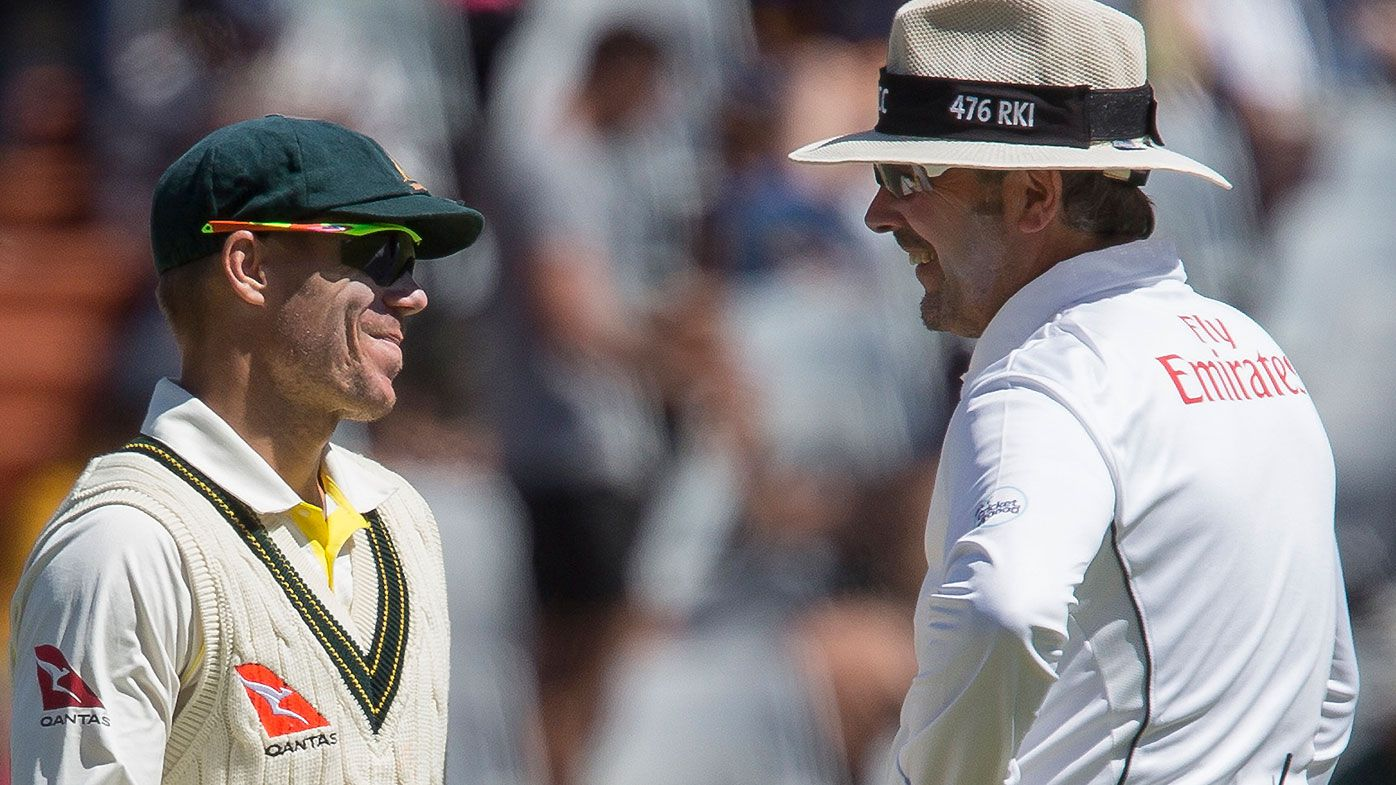 Cricket Australia review proposes that umpires be able to sin bin misbehaving players
