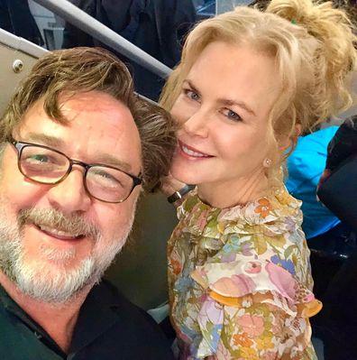 Russell Crowe, Nicole Kidman
