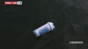 VIDEO: Simple technology exposes Sydney's dirtiest waterway litter secrets