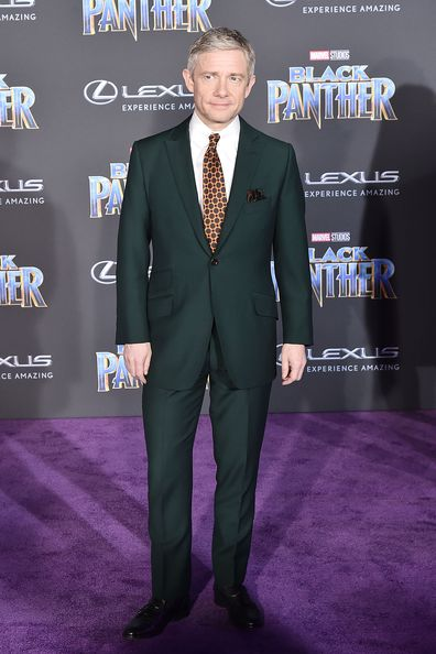 Martin Freeman on January 29, 2018 in Hollywood, California.