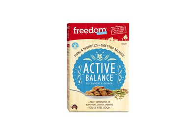 Freedom Foods Active Balance Buckwheat & Quinoa
