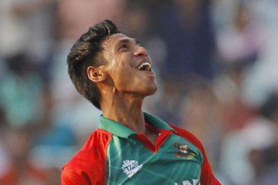 Mustafizur Rahman(Bangladesh)