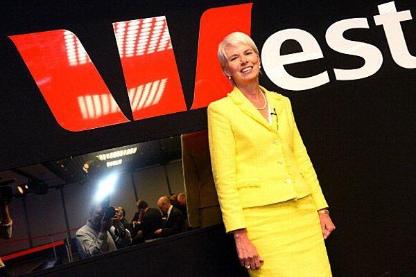 Westpac CEO Gail Kelly