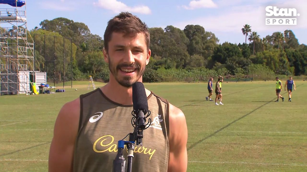 Rugby Heaven: Wallabies halfback Jake Gordon on his 'rollercoaster' return from injury