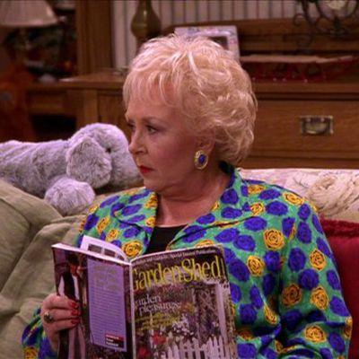 Doris Roberts as Marie Barone: Then