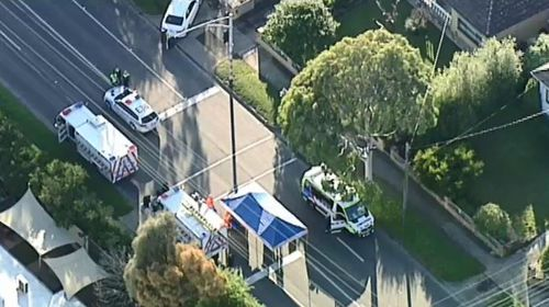 Motorcyclist killed in Mount Waverley collision in Melbourne's south-east