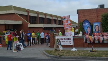 Victorians head to the polls in the seat of Bentleigh. (AAP)