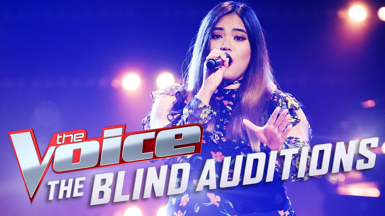 Image result for liz conde the voice