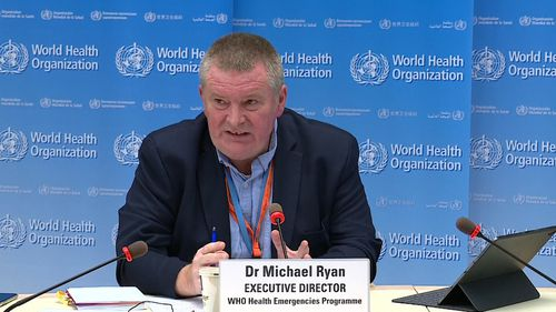 "Geneva August 10 2020 - Dr Michael Ryan, Executive Director of WHO Health Emergencies Program said COVID-19 is not showing signs of seasonal patterns, and that lifting restrictions is what will cause it to ""bounce back""."