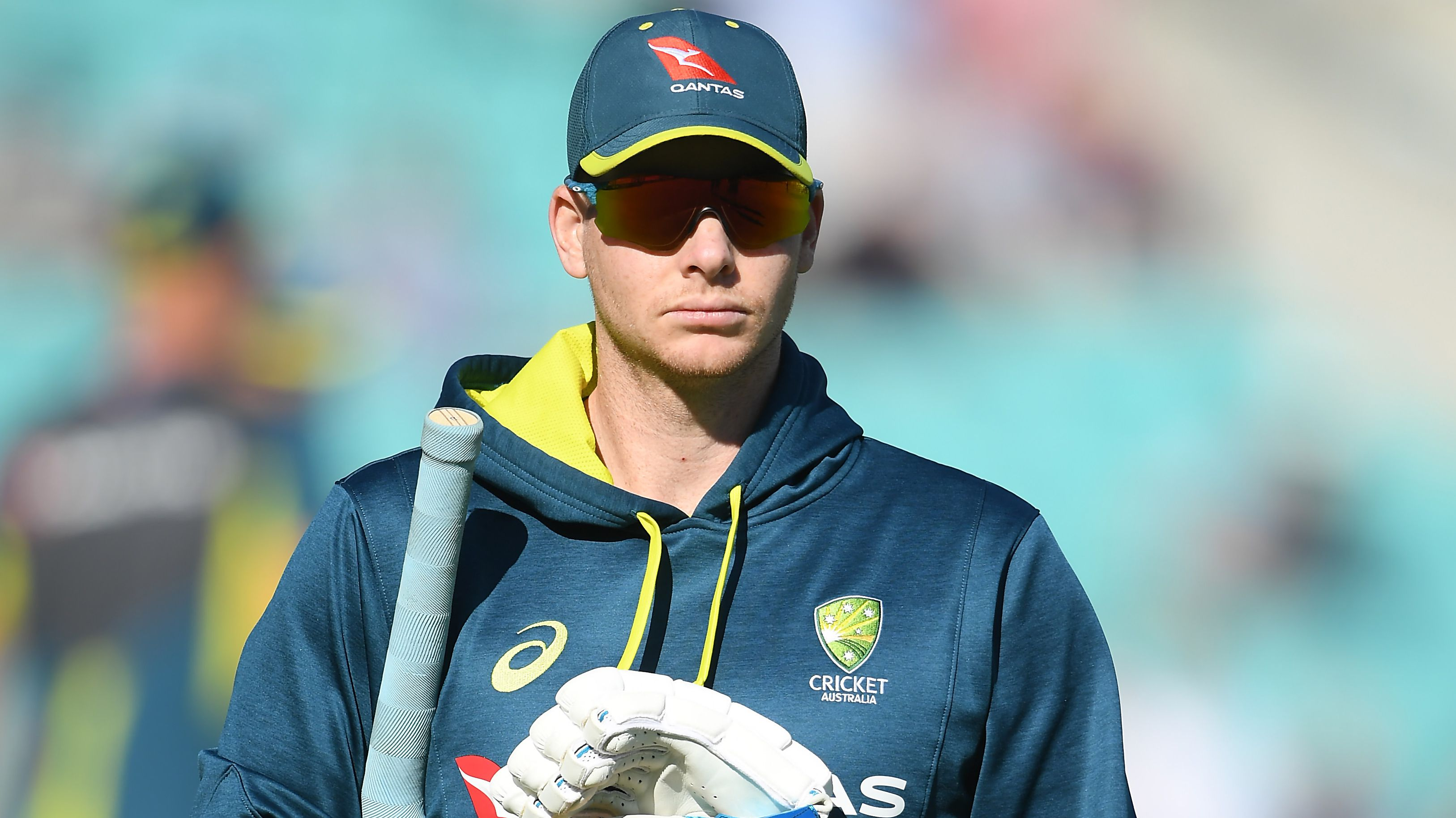 Steve Smith out for duck: American does what Englishmen couldn't