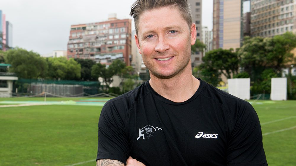 No Big Bash League for Michael Clarke, (AAP)
