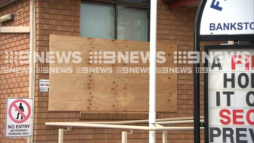 One man will face court today over the theft. (9NEWS)