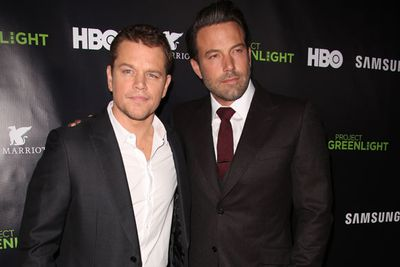 Matt and Ben's friendship remains intact more than 20 years after high school. This year they announced the return of their reality series <i>Project Greenlight</i> after a nearly decade-long hiatus.