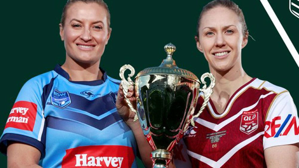 NRL announce new Women's Premiership competition for 2018