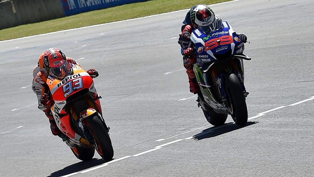 Lorenzo seizes Italian GP win