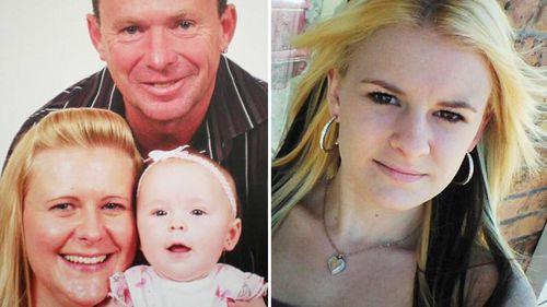 'I'm always still looking over my shoulder': Queensland mum tormented by daughter's murder