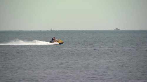 Segregated jet ski zones will be proposed next week.
