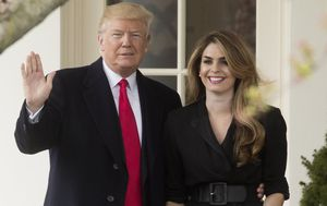 Don't obey Congress subpoena, White House tells Hope Hicks