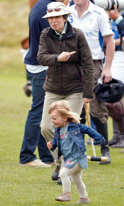 Royal pregnancies: Mia Tindall