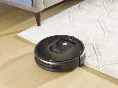 iRobot Roomba 980 Series, $1,499