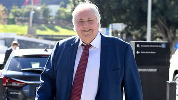Clive Palmer paid $1 for his failed Queensland refinery.