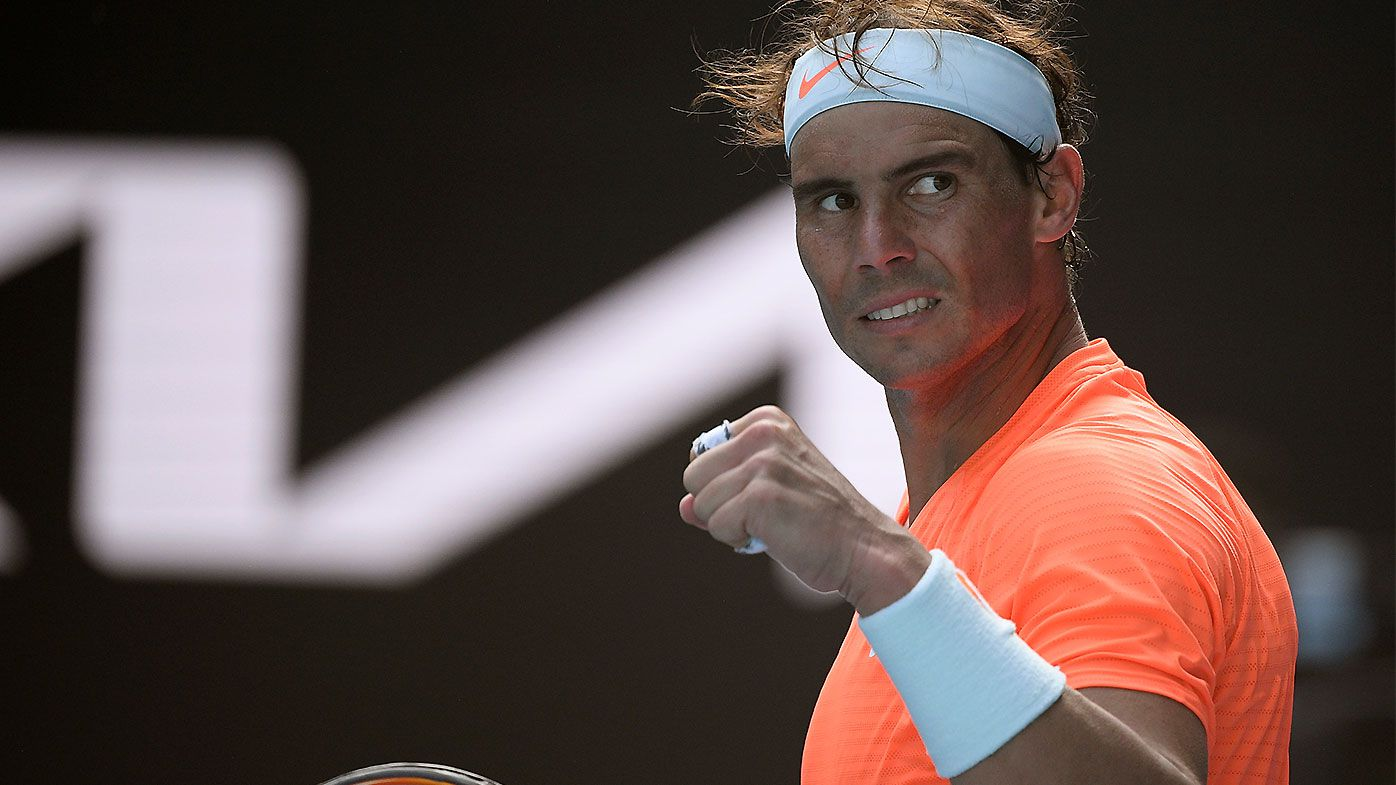 Rafael Nadal hits rivals with terrifying admission on verge of Australian Open quarter-finals