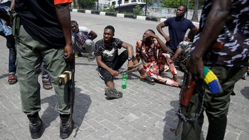 Resentment, smoke linger in Nigeria's streets after unrest