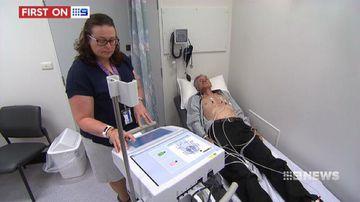 VIDEO: New rapid blood test identifying heart attacks