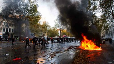 More protests are expected to occur in the coming weeks and months. (AAP)