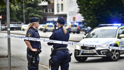 Two dead in Sweden shooting at internet cafe