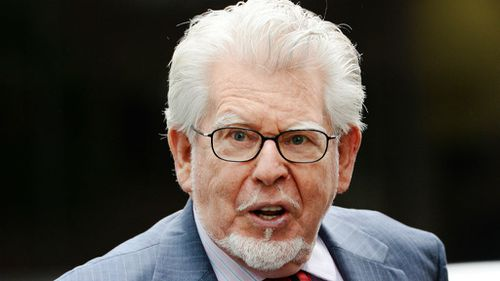 Woman accused of lying about Rolf Harris groping her