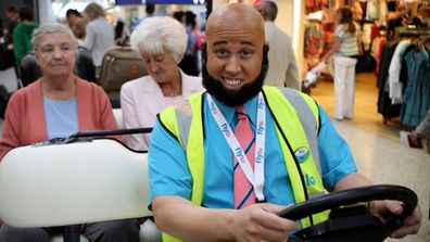 Come Fly With Me, Taaj Manzoor, Matt Lucas